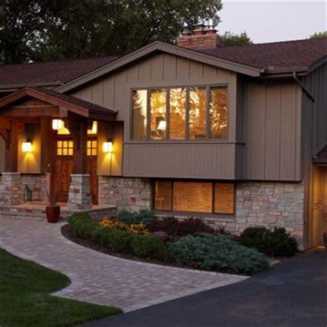 split entry remodel organization house ideas