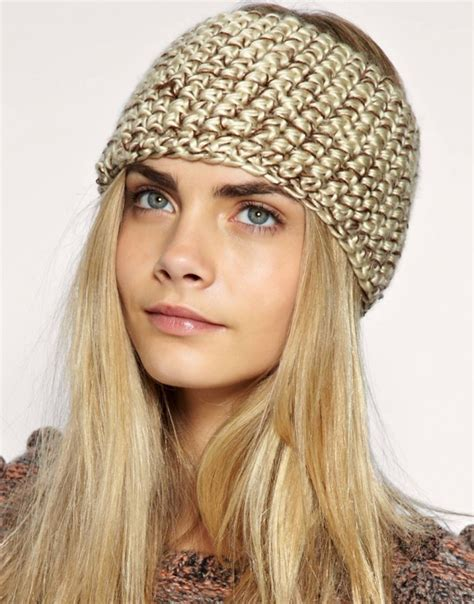 knitted headband knit headbands winter fashion accessories