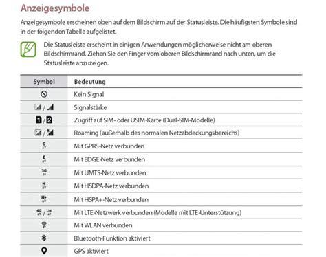 Samsung Galaxy S7 Bedienungsanleitung Deutsch