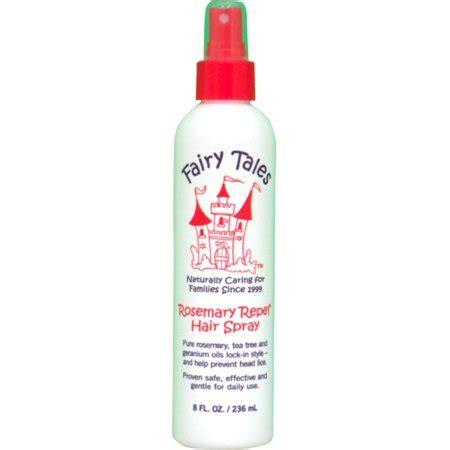 fairy tales rosemary repel conditioning spray 8 oz tales rosemary repel hair spray 8 oz pack of 3 walmart