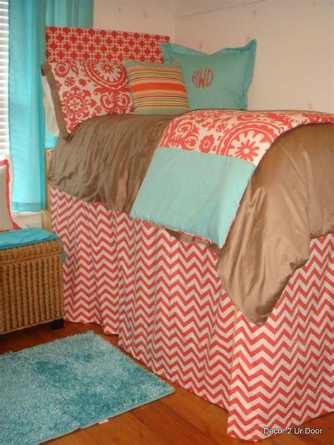 dorm room bed skirts dorm bedding dorm and bedding on pinterest