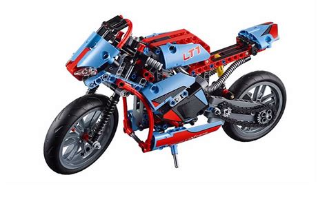 Lego Bike 1 lego technic official 2015 set images the toyark news