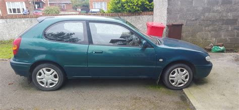 2001 toyota corolla engine for sale 2001 toyota corolla for sale for sale in cashel tipperary