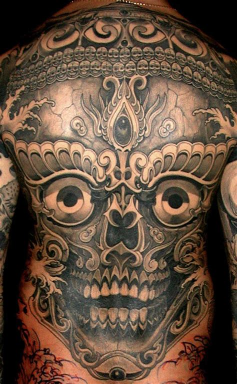 tibetan skull tattoo designs tattoos the leu family s family iron