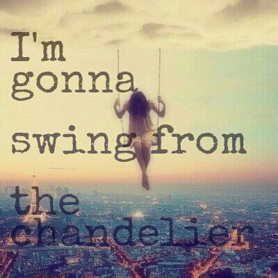 lyrics to would you like to swing on a star best 25 sia chandelier live ideas on pinterest sia