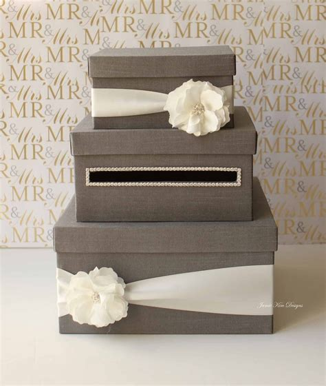 Wedding Money Gift Card Holders - wedding card money box gift card holder make sure you have one of