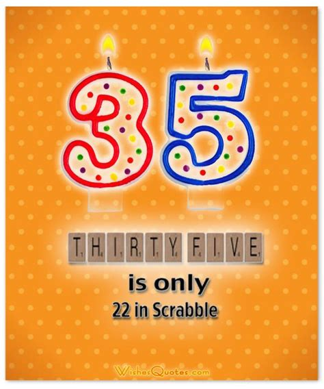 35th Birthday Quotes 35th Birthday Wishes Pinterest Birthday Wishes