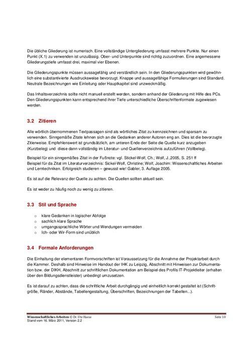 Muster Quellenverzeichnis Lb Wiss Arbeiten V22