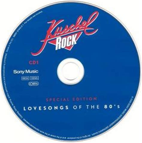 kuschelrock lovesongs of the 80 s kuschelrock lovesongs of the 80s 2 cd 2009 special edition