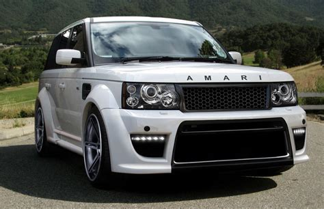 land rover sports car amari design range rover sport 4x4 car tuning