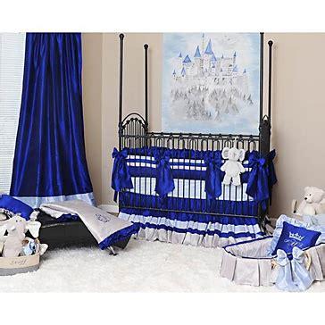 Prince Crib Bedding Royal Blue Crib Bedding Set Prince Charming Nursery Ideas