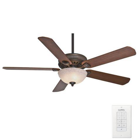 hunter groveland ceiling fan hunter groveland 60 in indoor premier bronze ceiling fan