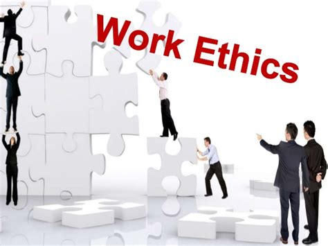 work ethics from an islamic perspective