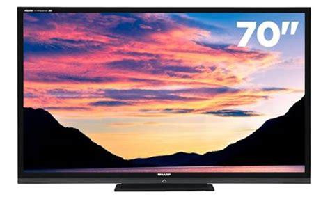 Tv Sharp Slim Batik sharp lc70le735m 70 quot multi system ultra slim led tv 110