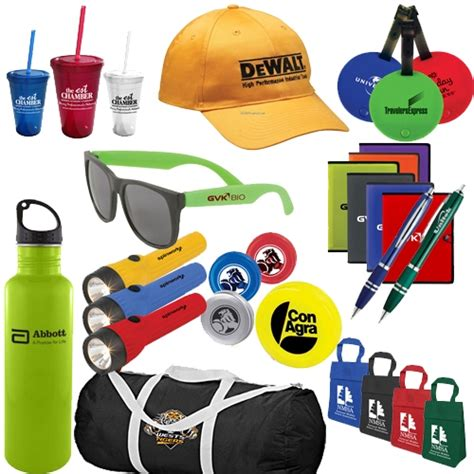 Corporate Promotional Giveaways - boosting brand visibility with promotional giveaway items