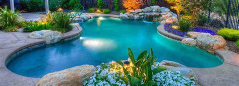 Backyard Designs With Inground Pools Types Of Pools And Pool Design Premier Pools Amp Spas