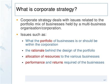 Corporate Strategy After Mba by Corporate And Business Strategy Of Apple Custom Paper