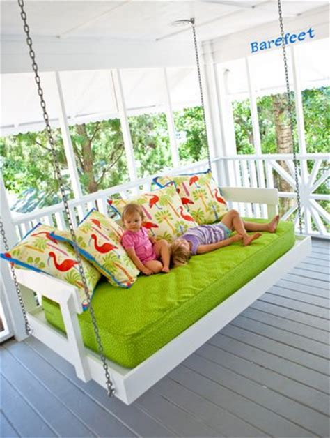 outdoor swing for twins hanging daybed porch swings twin beds and porch