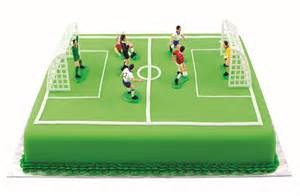 fussball dekoration pme fu 223 fu 223 kuchen deckel set dekorationen