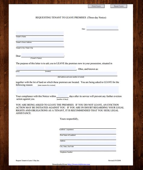 printable eviction letters search results for printable eviction form calendar 2015