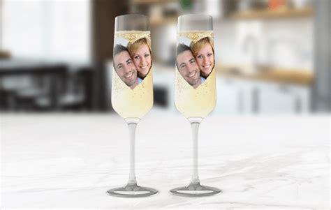 sektglas foto sektglas mit deinem foto bild bedrucken