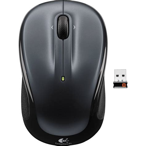 Logitech M325 Wireless Mouse logitech wireless mouse m325 circuit board 910 002416 b h