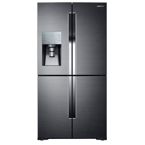 34 inch door refrigerator samsung 35 75 in w 28 1 cu ft 4 door flex door