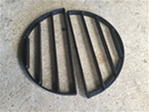 chiminea fire wwood grate - Chiminea Grate