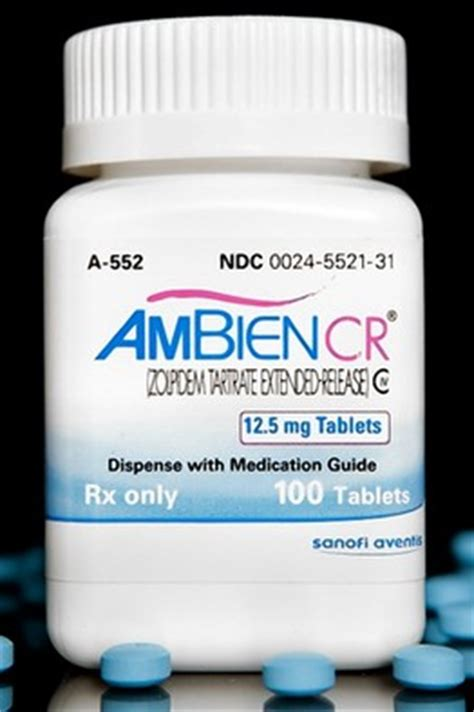 Ambien Cr Detox by Zolpidem High Dose