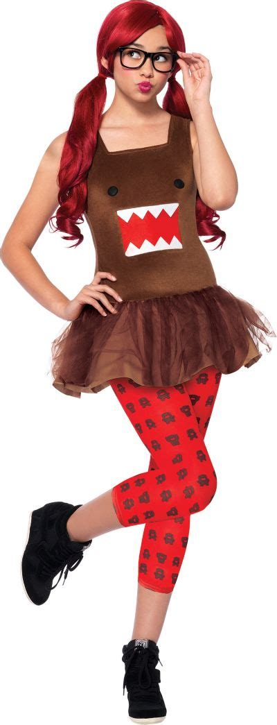 girls beautiful butterfly costume party city teen girls domo nerd costume party city