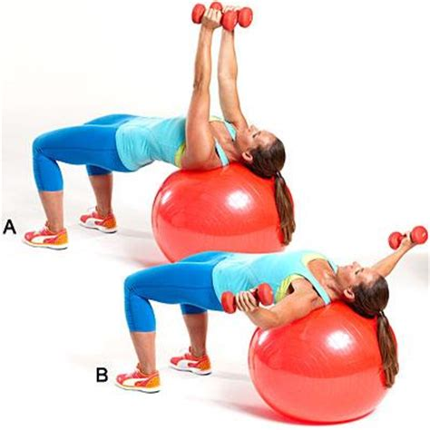 Chest Flys On Floor by Your No Workout Trusper