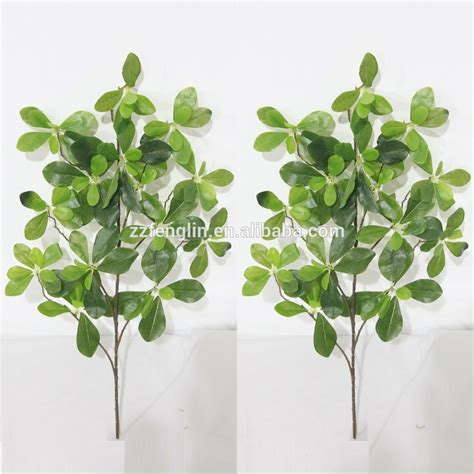 Wholesale Real Trees - high quality artificial green leaves wholesale real touch