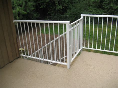 Aluminum Handrails For Decks porch with aluminum railings studio design gallery best design
