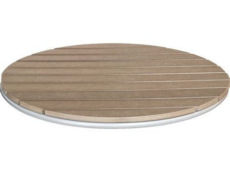 Source Outdoor Furniture Nevada Resin 28 Round Table Top Outdoor Table Tops