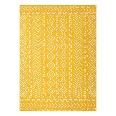 yellow patterned rug 25 best ideas about yellow rug on yellow carpet kid friendly mantel clocks and