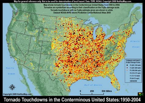 tornado map us tornado alley maps show the tornado risk regions in the usa strange sounds