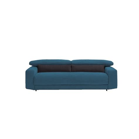 pull out couch queen pezzan diablo queen pull out sofa bed in ocean blue