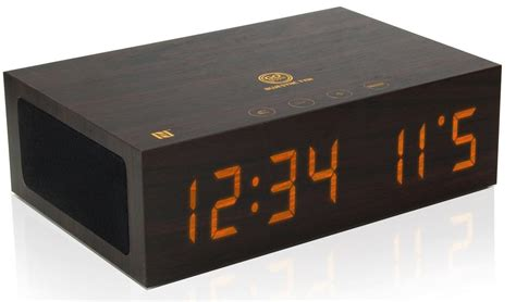gogroove bluesync  alarm clocks cool