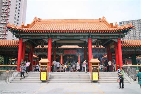 Tin Tin Di Kuil Matahari tempat wisata di hongkong yang wajib di kunjungi