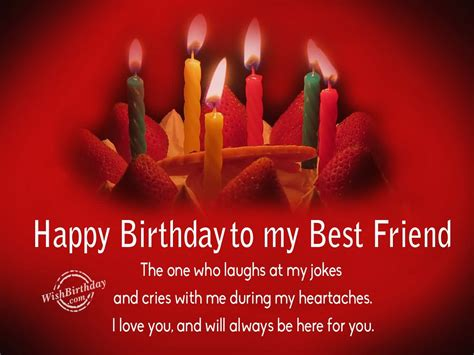 Happy Birthday Wishes To My Best Friend Birthday Wishes Page 3 Nicewishes Com