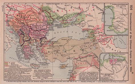 When Was The End Of The Ottoman Empire Dismemberment Of The Ottoman Empire 1683 1923 Size