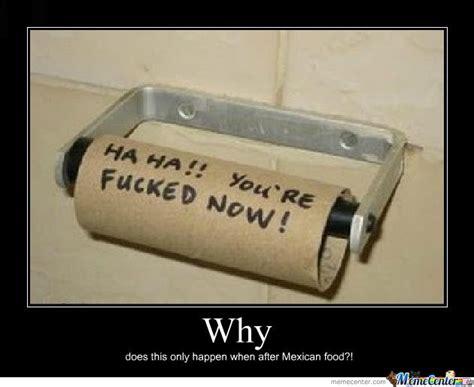Toilet Paper Roll Meme - toilet sadness by christian meme center