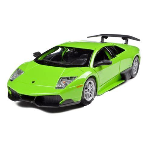 Lamborghini Murcielago Sv Price In India Buy Lamborghini Murcielago Car Scale1 24 Green