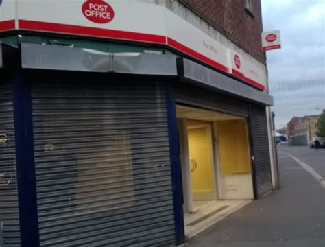 bridgwater finally has its new post office bridgwater