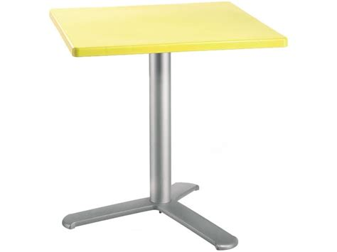 Square Table L Square Table With Polypropylene Top Idfdesign