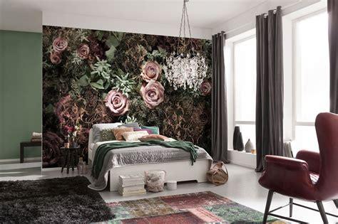 velvet wallpaper for walls uk black and pink velvet roses paper wallpaper homewallmurals