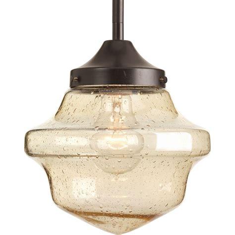 antique brass schoolhouse light progress lighting schoolhouse collection 1 light antique