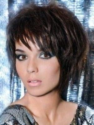 popular short choppy layered bob haircuts