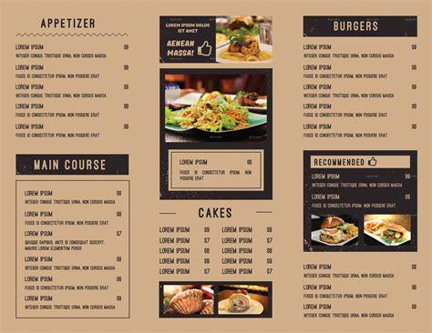 food menu food menu bundle by infinite78910 graphicriver