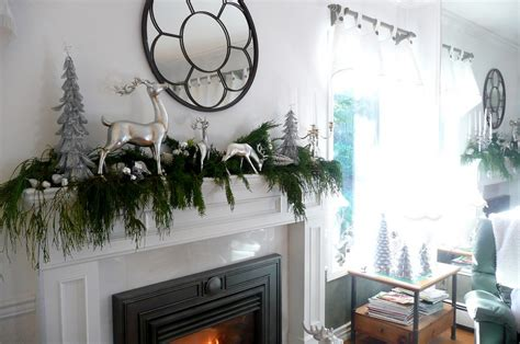 decoration inspiration christmas mantel decor inspiration
